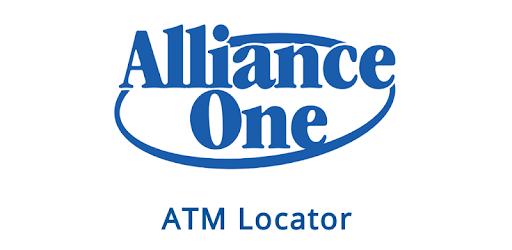 Alliance One Network ATM Finder Logo